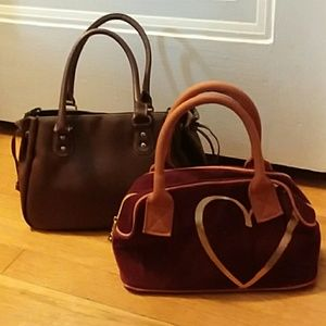 Victoria's Secret Handbag Pair